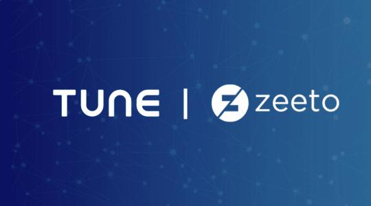 TUNE Connect Partner Spotlight Zeeto